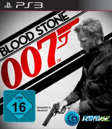 [PS3] James Bond 007 - Blood Stone 2010 [FULL/RUSSOUND/P]