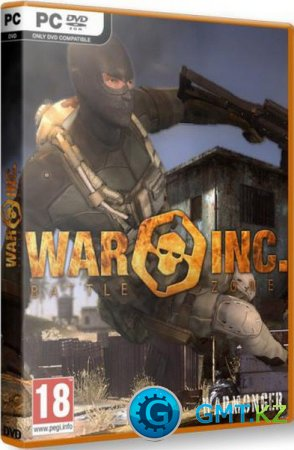 War Inc. Battle Zone (2011/RUS)