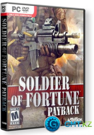 Soldier of Fortune Payback (2008/RUS/RePack от R.G.Virtus)