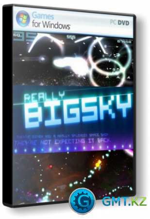 Really Big Sky (2011/ENG/Пиратка)
