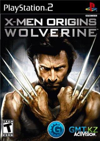 [PS2] X-Men Origins Wolverine [PAL/ENG/RUS]