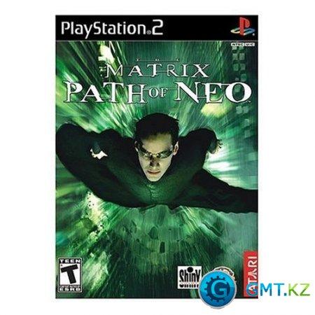 [PS2]The Matrix: Path of Neo[RUS/PAL]