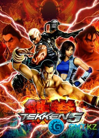 [PS2] Tekken 5 [PAL/ENG]