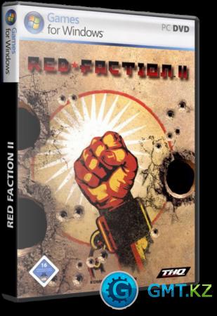 Red Faction II / Красная Фракция II (2004/RUS/Лицензия)