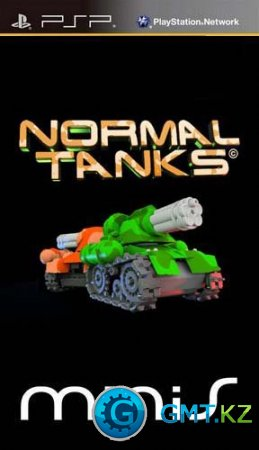 Normal Tanks (2009/ENG/CSO)
