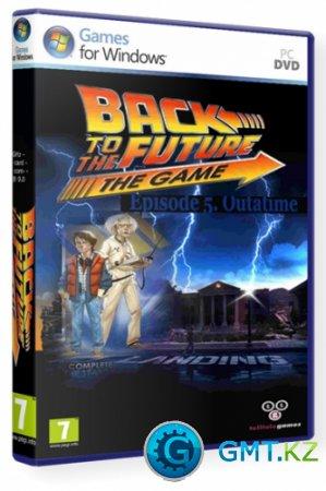 Back to the Future: Episode 5.Outatime (2011/RUS|MULTi3/P)