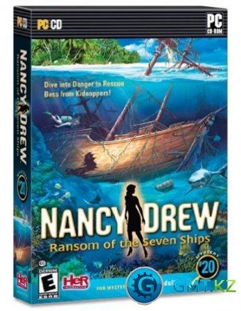 Nancy Drew. Ransom of the Seven Ships / Нэнси Дрю. Клад семи кораблей (2009/RUS/Лицензия)