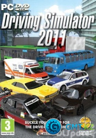Driving Simulator 2011 (Excalibur Publishing) [2011/Eng/L]