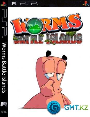 [PSP]Worms: Battle Islands (2010/ENG/USA/Full)