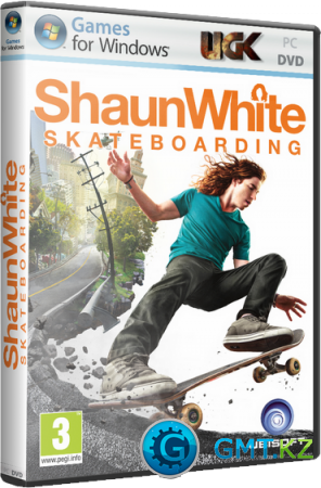 Shaun White: Скейтборд / Shaun White Skateboarding (2010/RUS/Full/Repack)