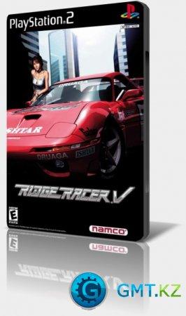 [PS2] Ridge Racer V (2000) [Eng / PAL]