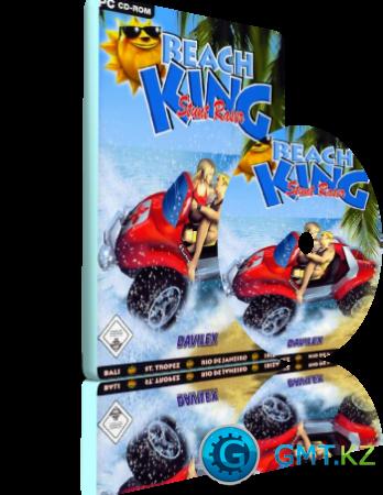 Beach King Stunt Racer / Король пляжных гонок (2005/RUS/Лицензия)