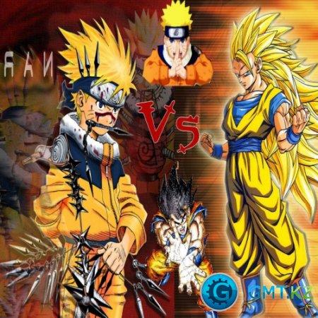Dragon ball Z VS Naruto M.U.G.E.N (2010/ENG/Лицензия)