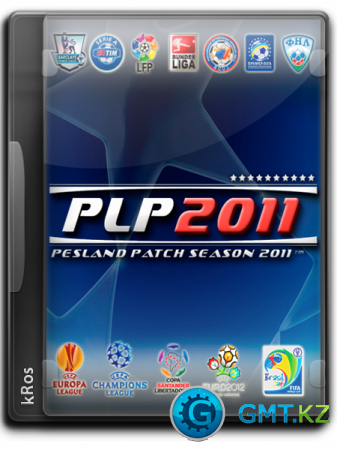 "PES 2011: ""PLP 2011"" PES Land Patch Season 2011 1.0 (2011/RUS/ENG/Пиратка)"