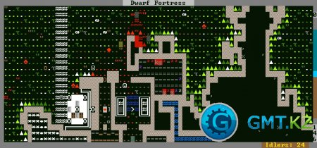 Slaves to Armok II: Dwarf Fortress (2011/Eng/L)