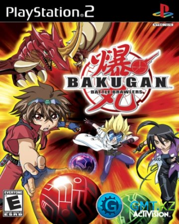 [PS2] Bakugan Battle Brawlers [Multi8/PAL/2009]