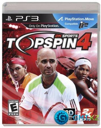 Top Spin 4 (2011/ENG/Лицензия)
