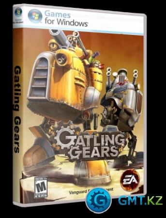 Gatling Gears (2011/ENG/Пиратка)