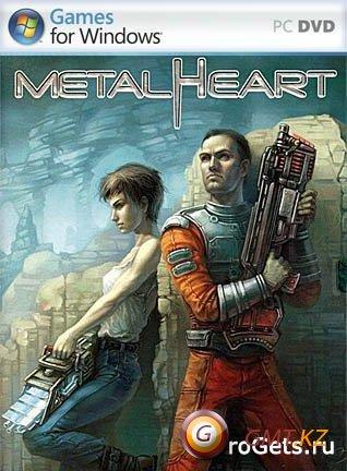 Metalheart: Восстание репликантов / Metalheart: Replicants Rampage (2005/RUS/Лицензия)