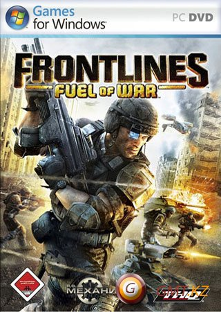 Frontlines: Fuel of War (2008/RUS/Лицензия)