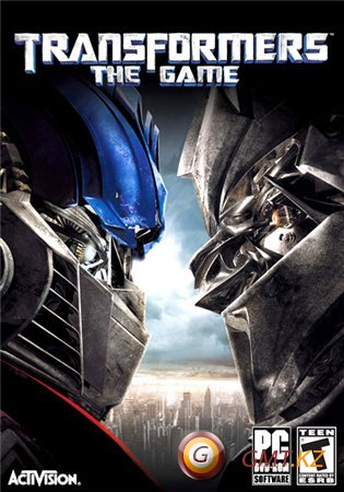 Transformers:The Game/ ������������ (RUS-ENG/2007/Repack)
