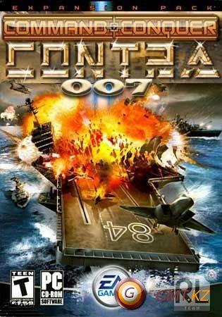 C&C Generals: Zero Hour - Contra 007 Final (2009/RUS/Пиратка)