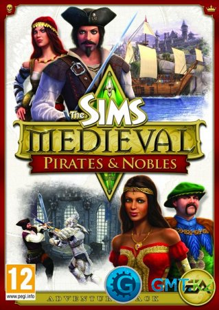 The Sims Medieval: Pirates and Nobles (2011/CRACK by RELOADED)