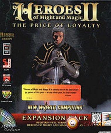 Heroes of might and magic II: Цена верности (1997/RUS/Лицензия)