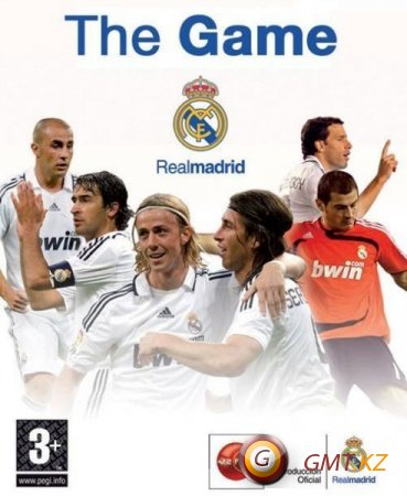 Real Madrid: The Game (2009/ENG/Лицензия)