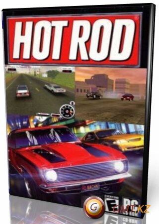 Hot Rod: American Street Drag (2003/RUS/Лицензия)