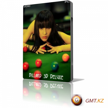 Billard 3D Deluxe 1.5 (2010/RUS/Лицензия)