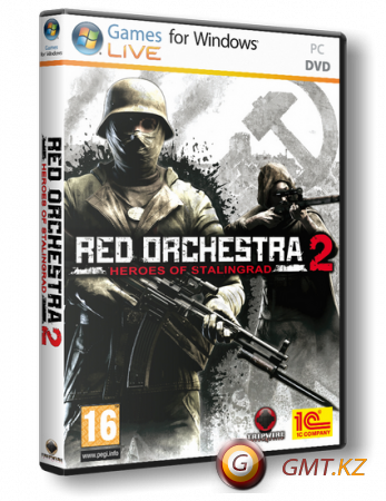 Red Orchestra 2: Heroes Of Stalingrad (2011/RUS/ENG/Лицензия)
