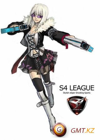 S4 League [2008/(RUS-ENG)]