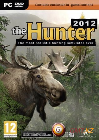 The Hunter 2012 [2011 / ENG / Repack]