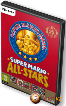 Super Mario All-Stars - 25th Anniversary Edition (2010/ENG/Пиратка)