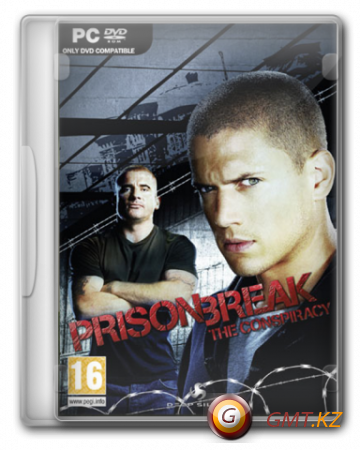 Prison Break: The Conspiracy / �����: ������ �������� (2010/RUS/ENG/RePack by Fenixx)