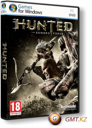 Hunted: The Demon's Forge (2011/RUS/ENG/Repack �� R.G Modern)