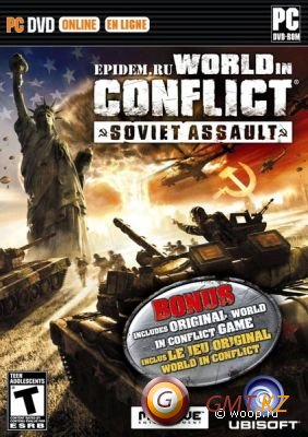 World in Conflict: Soviet Assault (2009/RUS/Лицензия)