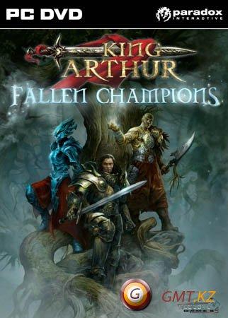 King Arthur Fallen Champions (2011/RUS/ENG/RePack от Fenixx)