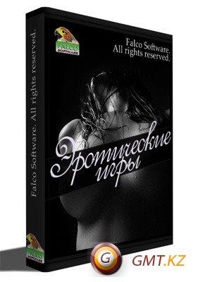 Эротические игры головоломки / Erotic puzzle game (2008/RUS/Лицензия)