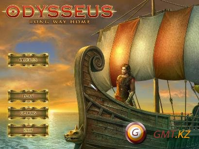 Одиссей: Долгий путь домой / Odysseus: Long Way Home (Big Fish Games / 2011 / Rus)