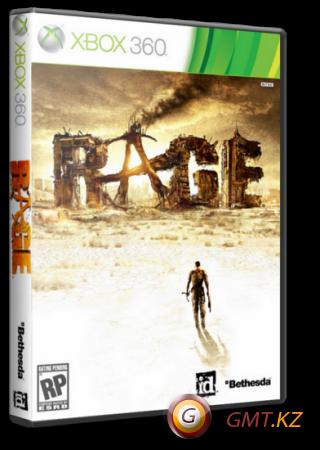 Rage (2011/RUS/XGD3/LT+ 3.0/PAL)