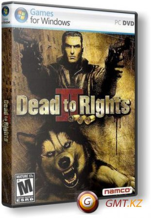 Dead to Rights 2: Hell to Pay (2005/PC/Rus/RePack от PUNISHER)