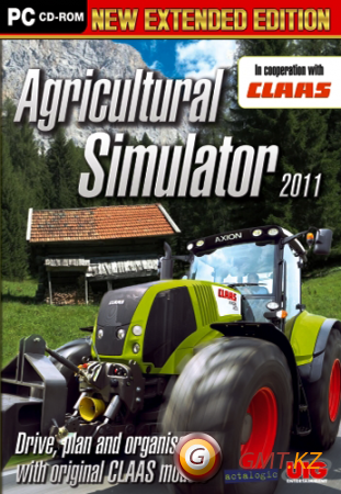 Agricultural Simulator 2011 - Gold Edition (2011/ENG/Лицензия)