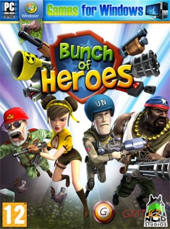 Bunch of Heroes (2011,Eng,P)