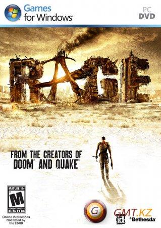 Rage (2011/Профессиональный Русификатор (Текст+Звук)/SinglePlayer+Multiplayer)