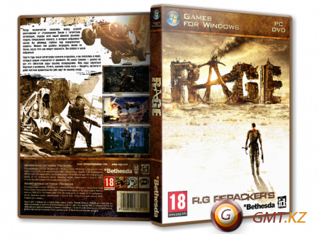 Rage (2011/RUS/Rip от R.G. Repacker's)