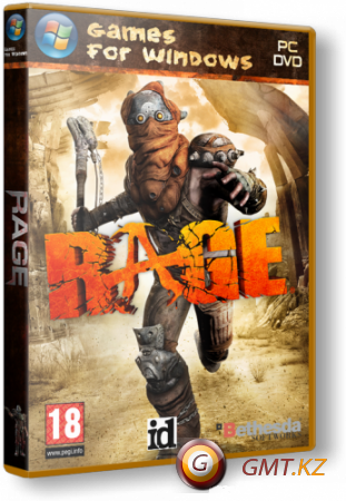 Rage (2011/RUS/ENG/Rip �� z10yded)