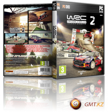 WRC 2: FIA World Rally Championship (2011/ENG/Repack от R.G. Catalyst)