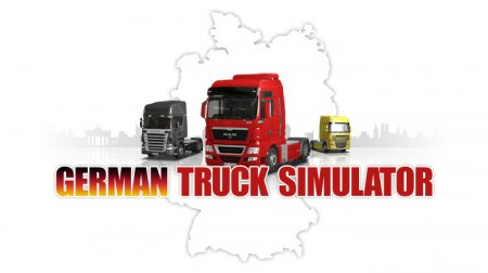 German Truck Simulator + MOD's (2010/ENG/RUS/RePack by 6JIacK_w0lf)